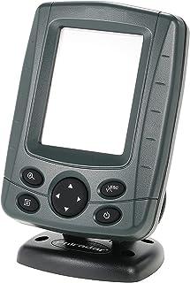 "Tomshin Localizador de peixes de 3,5""LCD portátil sensor sonar de pesca ao ar livre Localizador de pesca Alarme Detector d..."