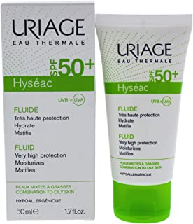Uriage Hyseac SPF 50+ Fluid, 50 ml