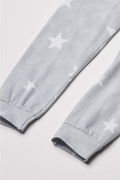 Grey Star/Blush Lace