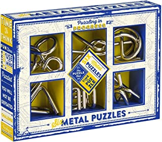 Professor Puzzle The Puzzle Club Six Metal