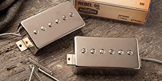Tonerider rebel 90 guitar humbucker set neck + bridge nickel R90SET
