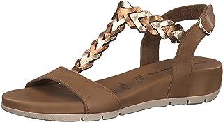794b9f6c0cc1af Amazon.fr : Tamaris - Sandales / Chaussures femme : Chaussures et Sacs