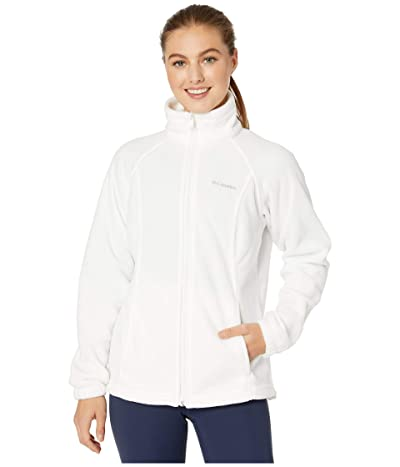 Columbia Benton Springstm Full Zip (Sea Salt) Women