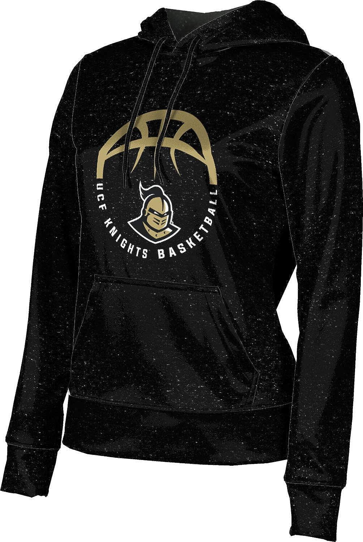 ProSphere University of Central Florida Basketball Girls' Pullover Hoodie, School Spirit Sweatshirt (Heather)