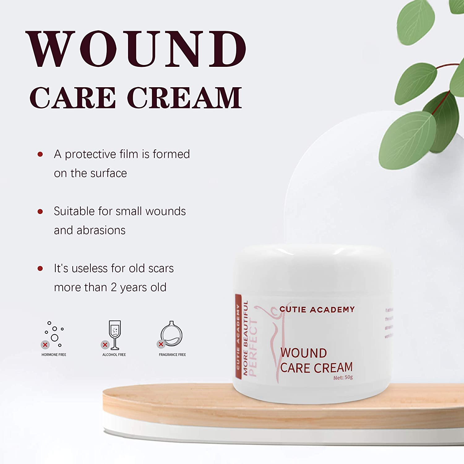 Scar Removal Cream,Strech Mark Cream,Effectively Removes Stretch Marks, Old Scars and Acne, Non-Greasy and Non-Irritating, Repairing Surgery Scars and Strech Mark for Pregnancy