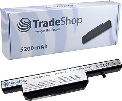 Hochleistungs Li-Ion Qualit ts Akku 10 8V 11 1 5200mAh f r Schenker Notebook XMG A500 A-500 A501 A-501 A502 A-502 A701 A-701 A702 A-702 Advanced Xesia E500 E-500 Schätzpreis : 34,59 €