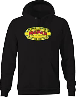 Racing Classic Logo Hotrod Muscle Car Vintage Car Graphic Hoodie for Men