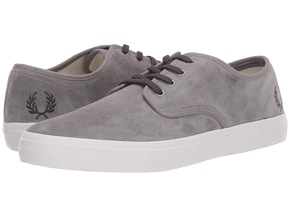 Fred Perry Merton (Falcon Grey) Men's Shoes