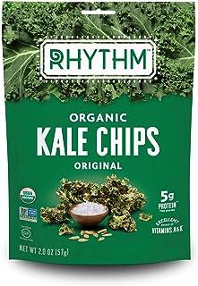 Rhythm Superfoods Organic Kale Chips, Original, 2 oz
