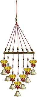 Baal Ganesha Positive Energy Wind- Chimes for Balcony Bedroom with Decorations Bells Pack of 1