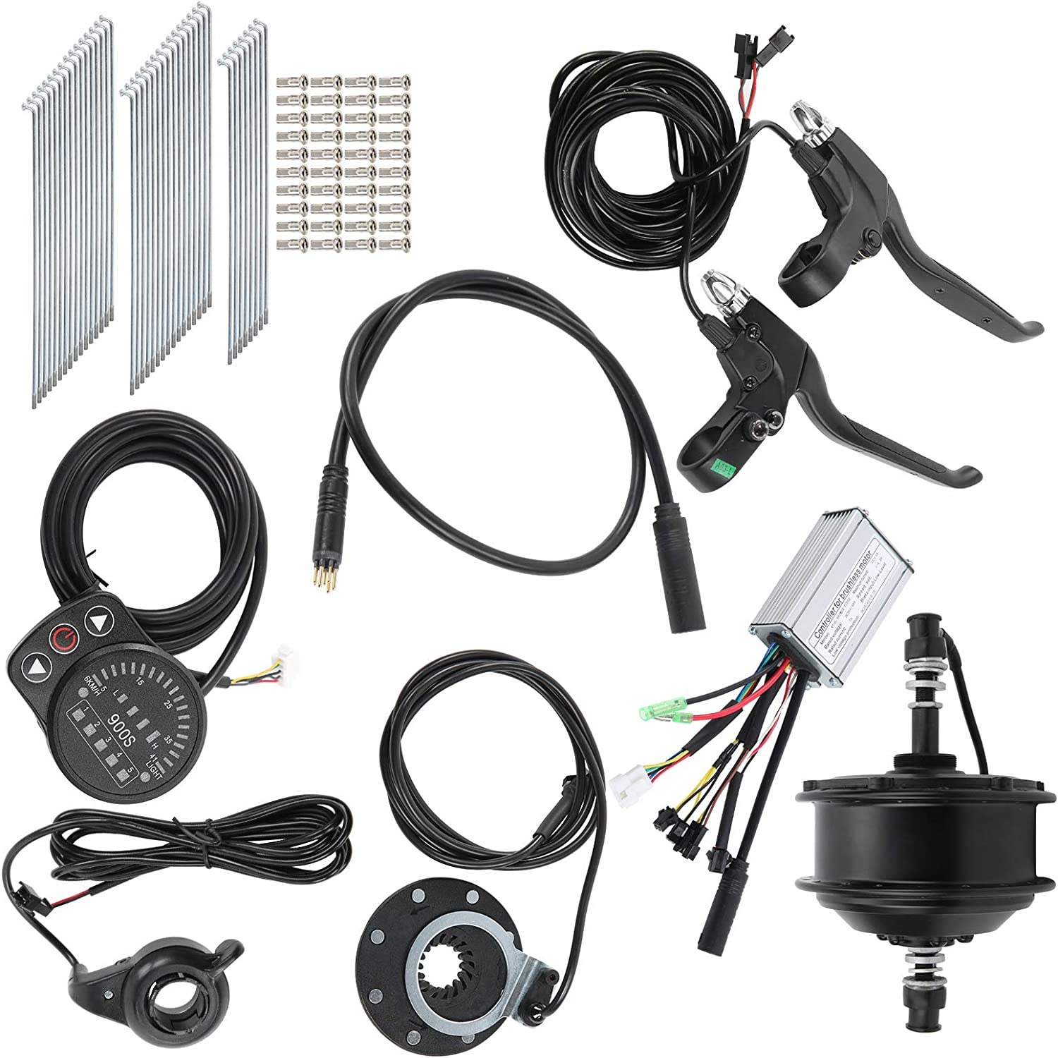 Faceuer 2021 autumn and winter new Electric Hub Motor Memphis Mall Long Life Service Kit 36V