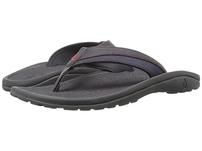 'Ohana Koa  Shoes (Carbon/Carbon) Men's Sandals