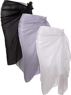 20e7cba6a7aaae Amazon.fr : foulard femme - Depuis 1 mois / Cache-maillots et ...