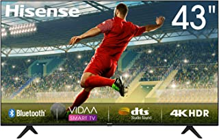 Hisense 43B7100UW 43 Inch 4K VIDAA 3.0 UHD Smart TV