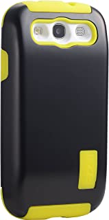 Laza Samsung Galaxy S3 RuggedFusion Protective Case for Extended Battery Black/Yellow (BATTERY + BACK COVER NOT INCLUDED) Samsung Galaxy SIII GT-i9300, AT&T Samsung Galaxy S3 Samsung i747, Verizon Samsung Galaxy S3 Samsung i535, T-mobile Samsung Galaxy S3 Samsung T999, U.S. Cellular Samsung Galaxy S3 R530, Sprint Samsung Galaxy S3 Samsung L710