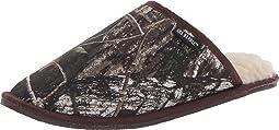 Fleece Slide Slipper