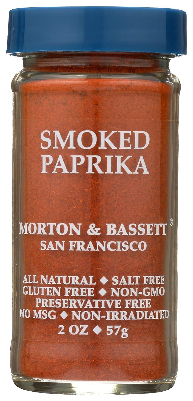 depot depot Morton Bassett Paprika Smoked 2 Oz