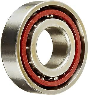SKF 7017 ACD/P4ATBTB Angular Contact Bearing, Triplex Set, Medium Preload, ABEC 7 - 9 Extra Precision, 25° Contact Angle, Back-to-Back/Tandem Arrangement, Metric, 85mm Bore, 130mm OD, 22mm Width