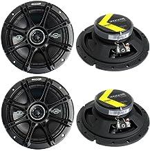 """4) Kicker 41DSC674 D-Series 6.75"""" 480W 2-Way 4-Ohm Car Audio Coaxial Speakers photo"""