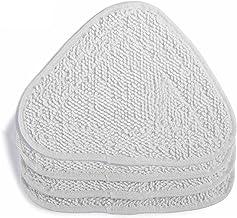 durable 4 sztuk Wymiana Podkładka z mikrofibrynami White Size 32 * 23.5 cm Fit dla Vileda 100 Hot Spray Mop 2021 New Arriv...