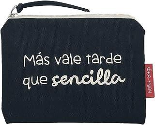 Amazon.es: Frases - Carteras, monederos y tarjeteros: Equipaje