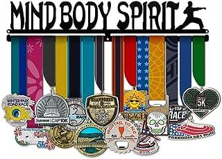 Believe&Train Mind Body Spirit - Martial Arts Medal Hanger