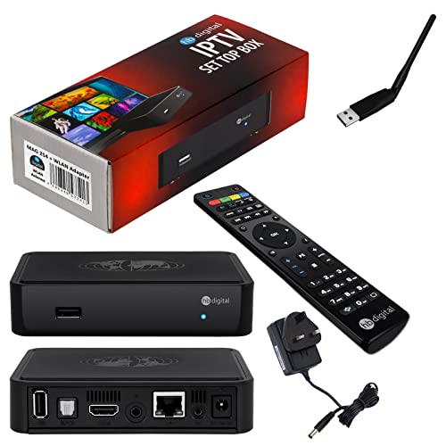 IPTV Box: Amazon co uk