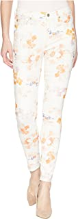 7 For All Mankind Womens The Ankle Skinny in Loft Garden