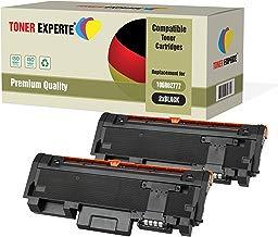 Pack de 2 TONER EXPERTE® Compatibles 106R02777 Cartuchos de Tóner Láser para Xerox Phaser 3260, WorkCentre 3215, 3225