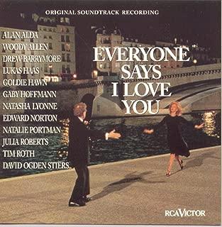 Everyone Says I Love You: Original Soundtrack Recording