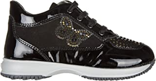 .Hogan Sneakers Interactive Bambino Nero