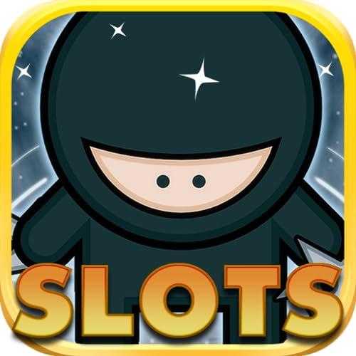 Sensei Ninja: Slots Machine Pokies - Böse Kampfkunst Will Das Ninjutsu Zerstören