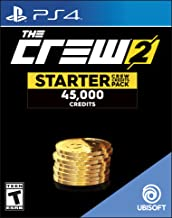 The Crew® 2 Starter Credits Pack (45,000)  - PS4 [Digital Code]