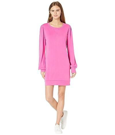 LAmade Just Landed Pullover Sweatshirt Dress Women
