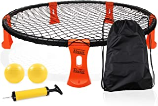 Mookis Ball Team Game Set Outdoor Games for Family Game for The Backyard, Beach, Park, Indoors