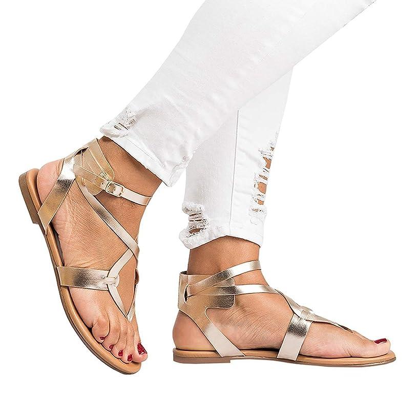 2019 New Summer Women Sandal Cross Toe Double Strap Summer Shoes Women Plus Size