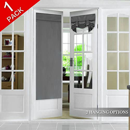Front Door Window Curtain Amazoncom
