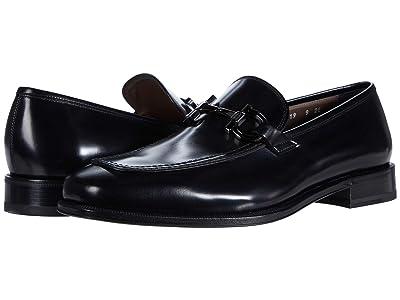 Salvatore Ferragamo Seattle Loafer (Black) Men