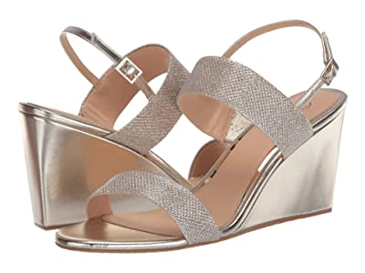Jewel Badgley Mischka Nisa (Light Gold) Women