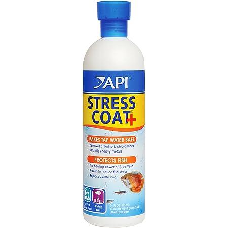 API Stress Coat Aquarium Water Conditioner, 181 Gram (85C)