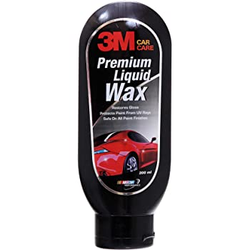 3M IA260166326 Auto Specialty Liquid Wax (200ml)