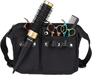 Hair Stylist Waist bag, Anself Barber & Salon Holster for Hair Cutting Clippers,Combs,Salon Tools