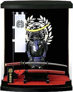 戦国武将甲冑フィギュア A-1戦国武将Aタイプ・伊達政宗(刀・ケース有り)