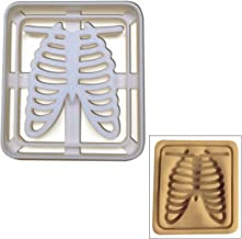 Chest X-Ray Cookie cutter, 1 pc, Ideal for Medical Health Care themed party