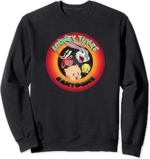 Looney Tunes Cartoons Circle Sweatshirt