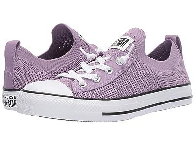 Converse Chuck Taylor All Star Shoreline Knit (Dusty Lilac/White/Black) Women