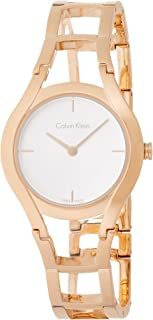 Women's Analogue Quartz Watch with Stainless Steel Strap K6R23626