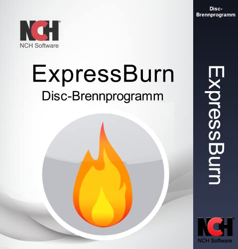 Express Burn Disc-Brennprogramm – Audio, Video, Daten auf CD, DVD, Blu-Ray [Download] [Download]
