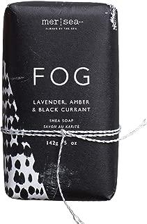 Mer Sea & Co Nourishing Shea Bar Soap - Fog - 5 Oz