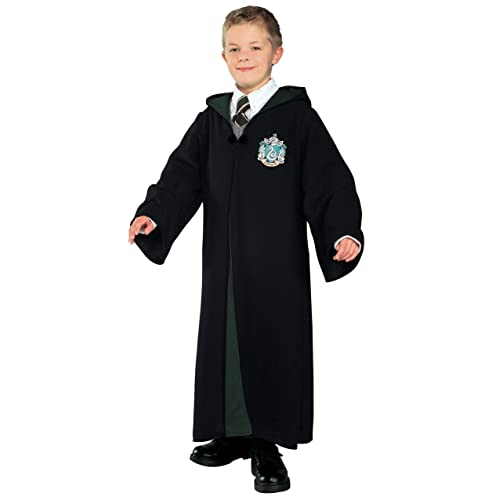 Harry Potter Deluxe Slytherin Robe Child Costume 37091d90b